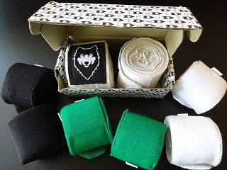 BOXING BANDAGES AND GLOVES CARE